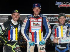 Matej Zagar topped the SGP Germany podium ahead of Martin Vaculik and Jason Doyle
