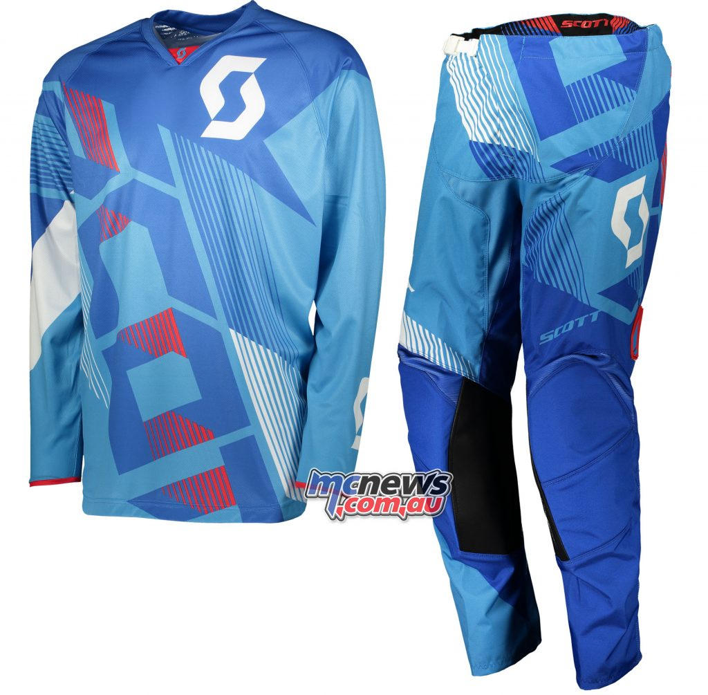 Scott 2018 350 Dirt Jersey and Pant