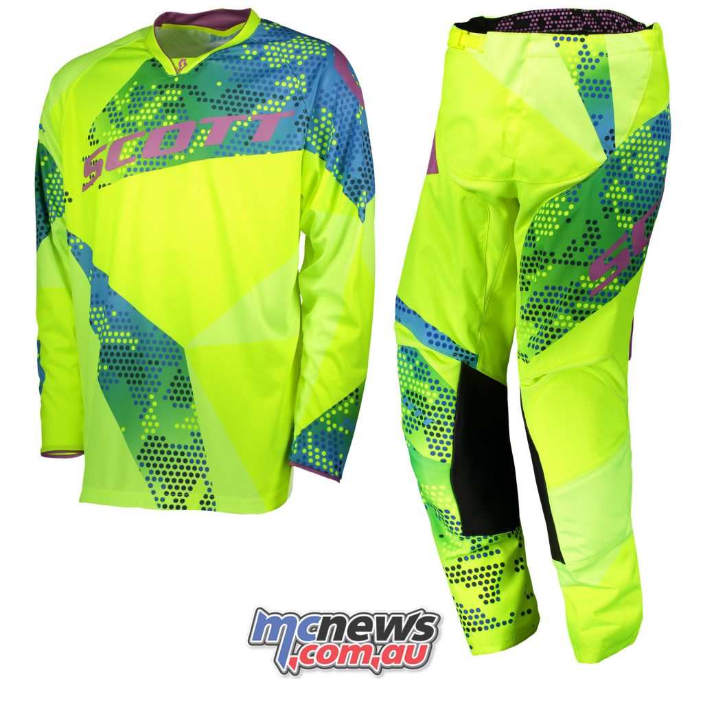 Scott 2018 350 Race Jersey and Pant