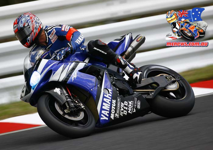 Colin Edwards - 2005 Suzuka 8 Hour - Image by AJRN