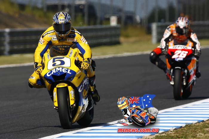 Colin Edwards - 2006 - Image by AJRN