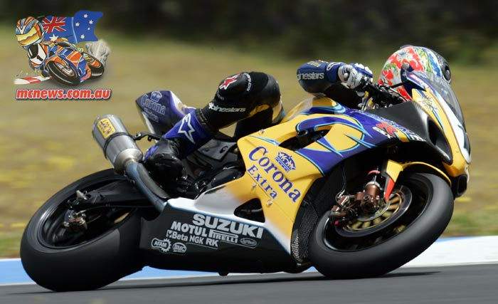Troy Corser - 2006