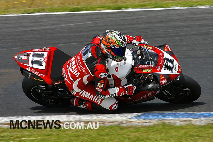 Troy Corser - 2008