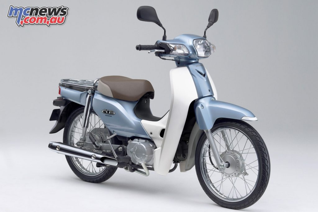 2012 Honda Super Cub 110
