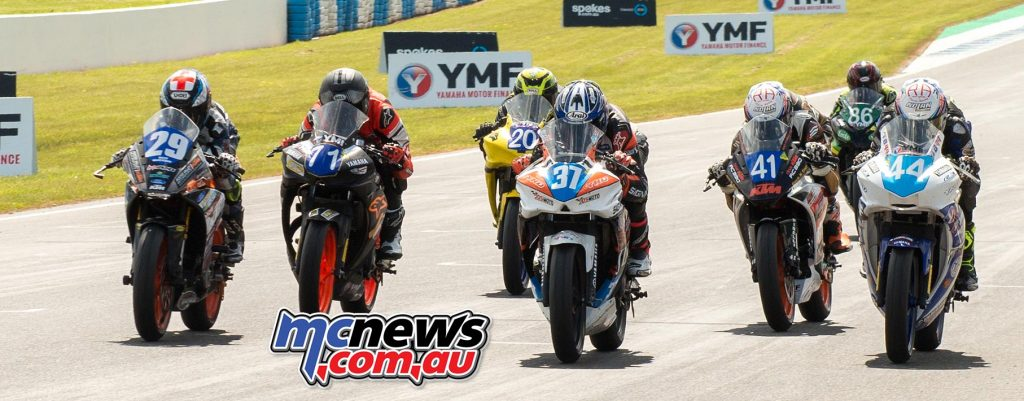 Supersport 300 Race Three - Image by TBG