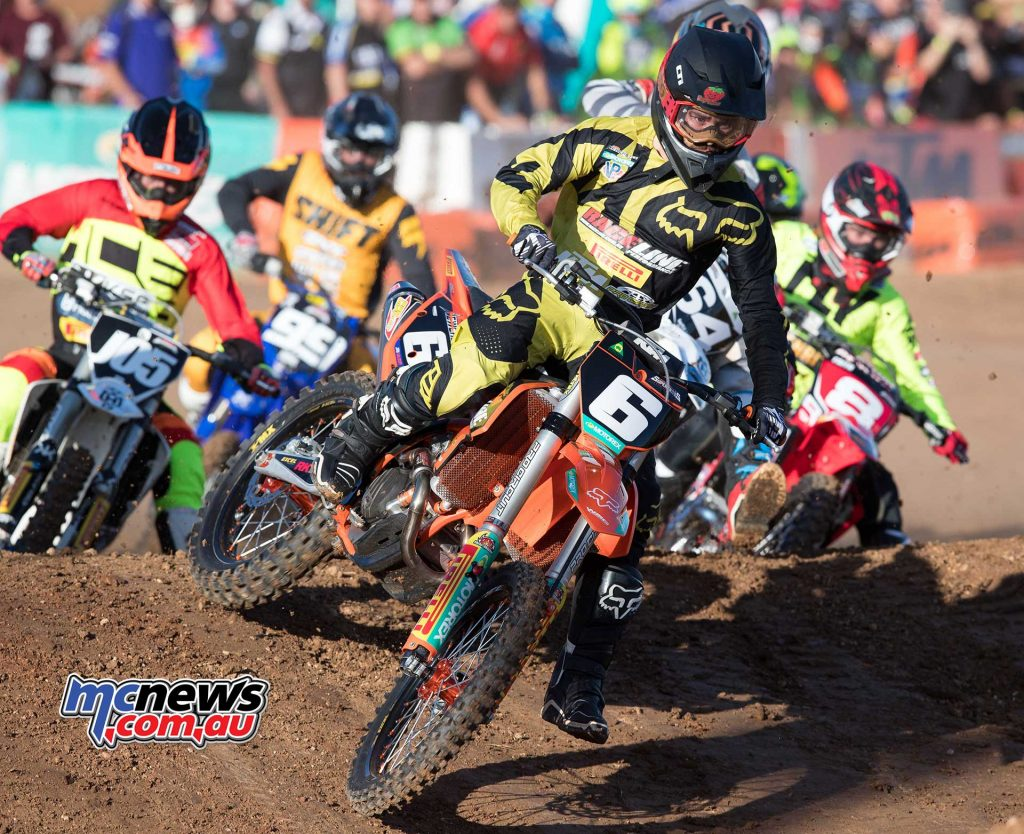 Australian Supercross will also see Troy Bayliss Events managing Victorian and South Australian rounds
