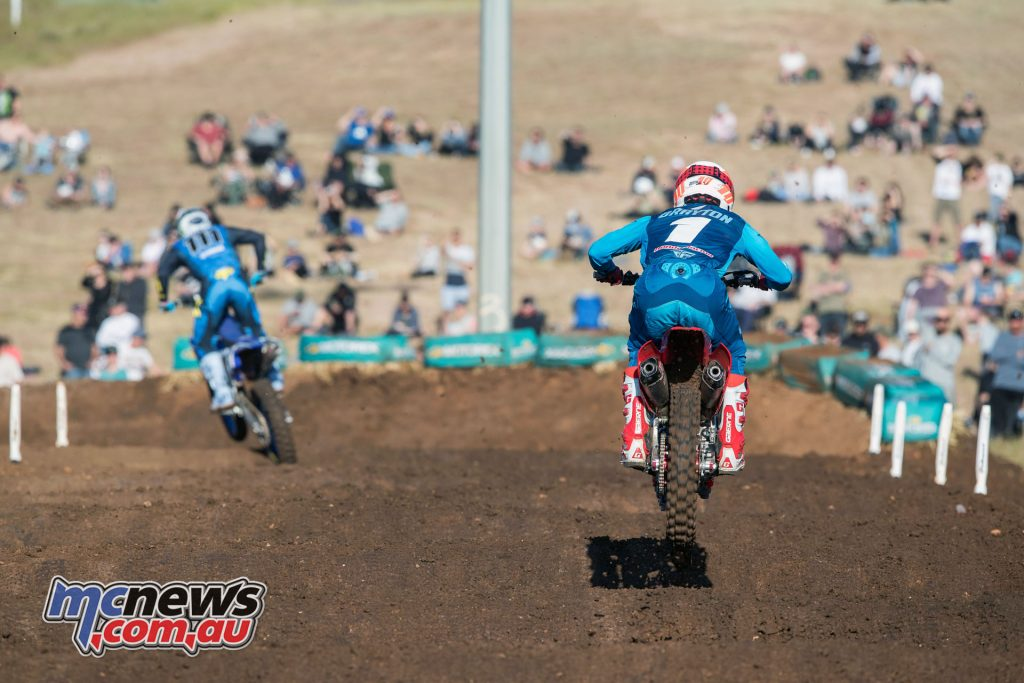 Justin Brayton took the overall SX1 win
