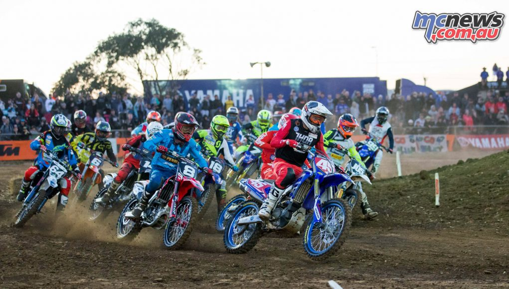 SX2 Start - ASX Round 2 - Bacchus Marsh
