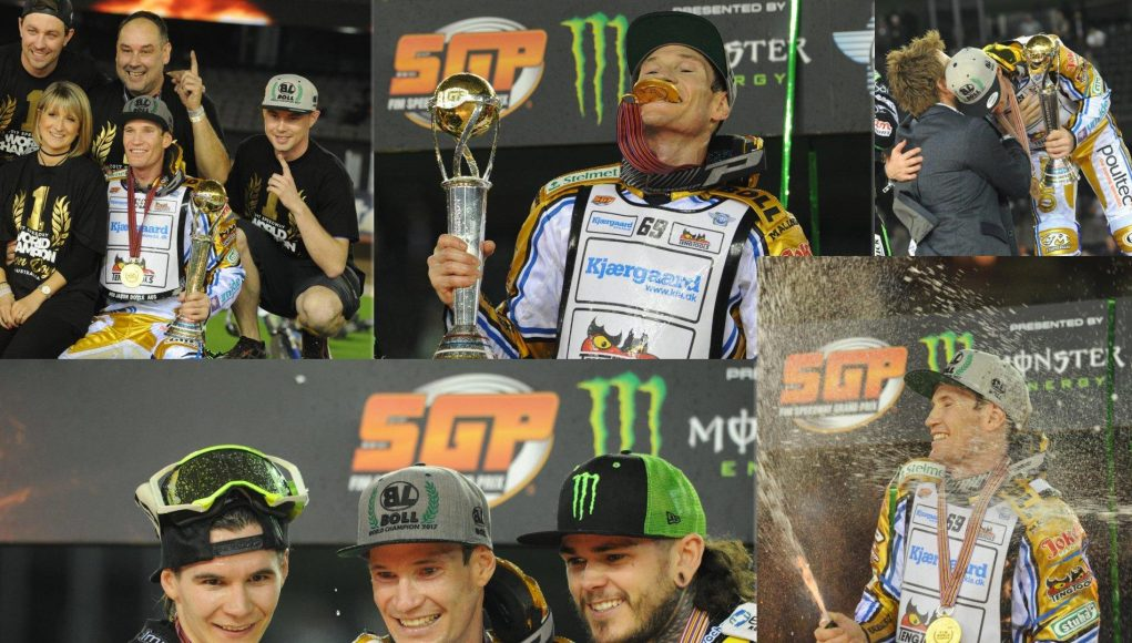 Jason Doyle secures FIM Speedway GP Championship with victory in Melbourne
