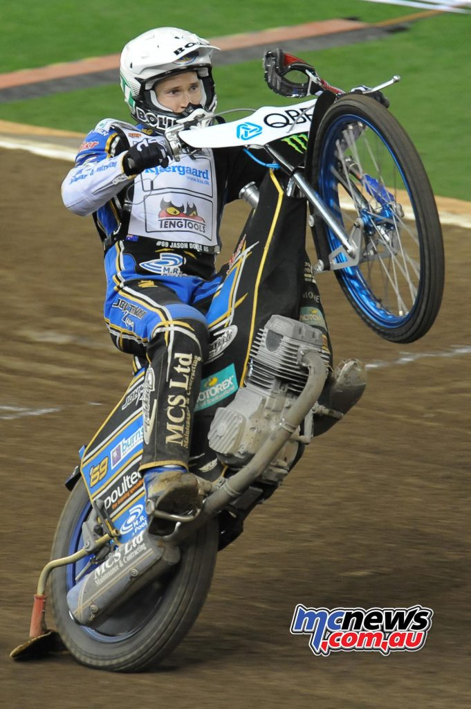 Jason Doyle - Image by Colin Rosewarne