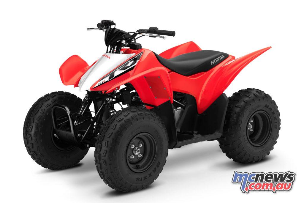 Honda TXR90X
