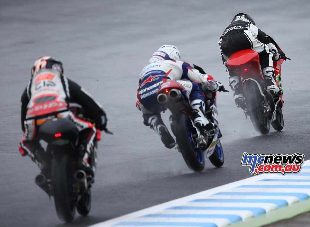 Tom Toparis - Motegi MotoGP - Image by AJRN