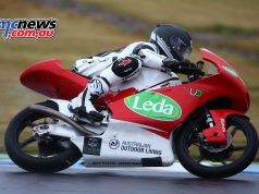 Tom Toparis - Motegi MotoGP - Image by AJRN