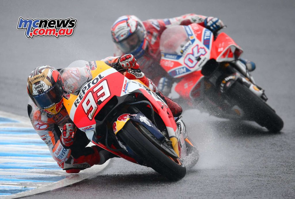 Marquez returns to Motegi with one hand on the title, but it's not decided yet