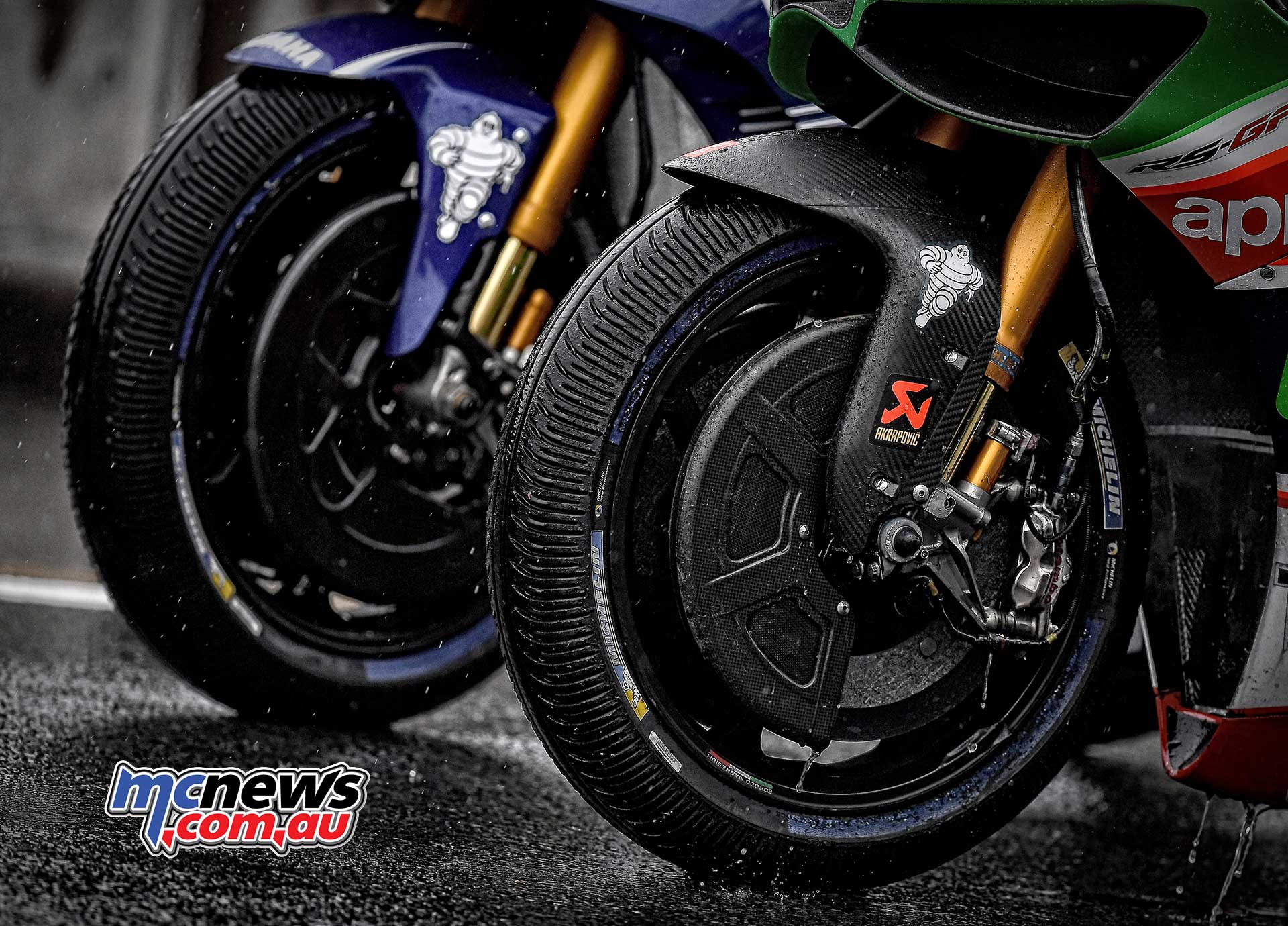MotoGP 2017 - Round 15 - Motegi - Michelin