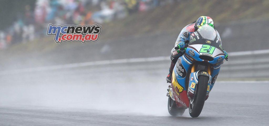 Moto2 - Motegi 2017 - Franco Morbidelli