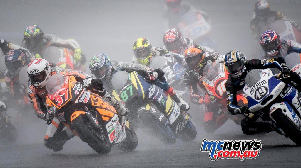 Moto2 - Motegi 2017