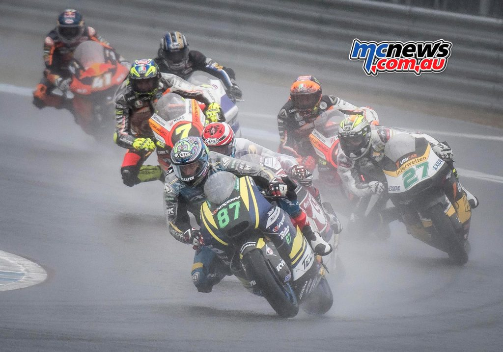 Moto2 - Motegi 2017 - Remy Gardner
