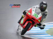 Tom Toparis - Motegi Moto3 2017 - Image by AJRN