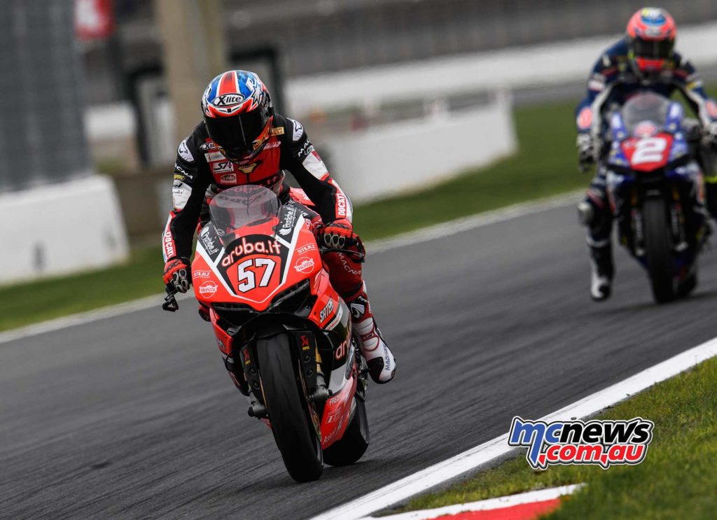 Mike Jones - Magny Cours
