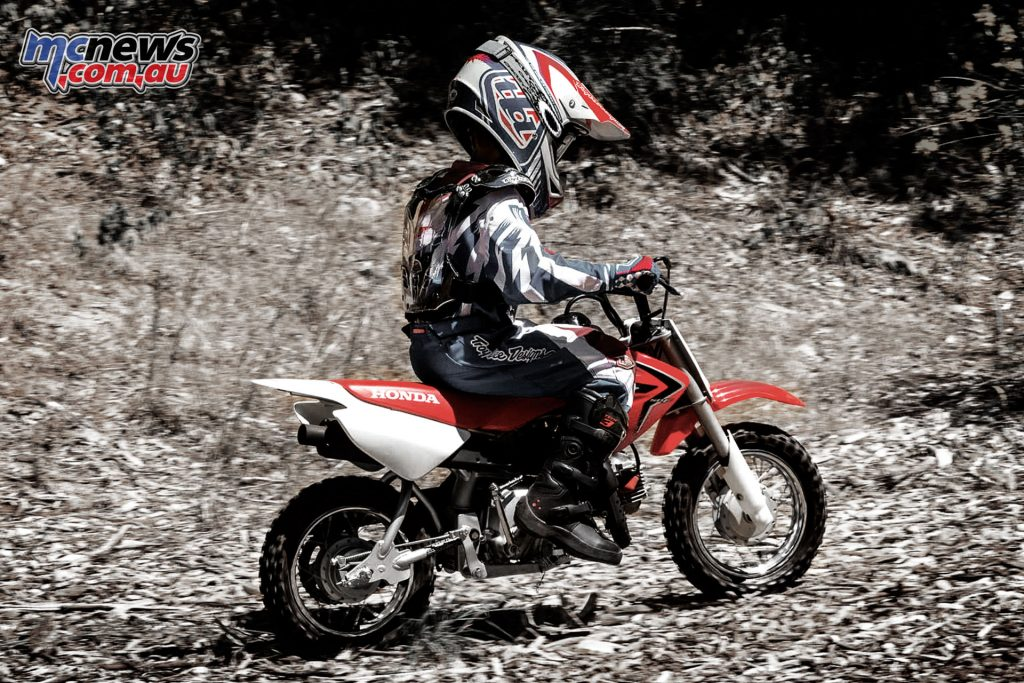 2018 Honda CRF50F - Motorcycle Sales Data