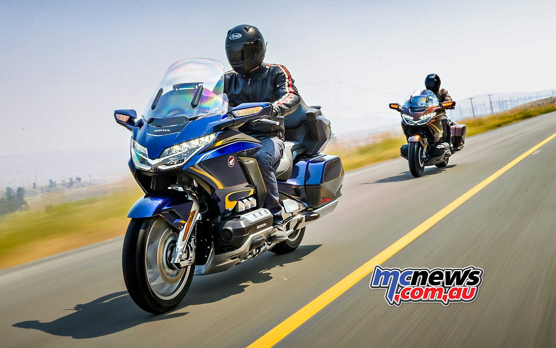2018 Honda Gold Wing Tour