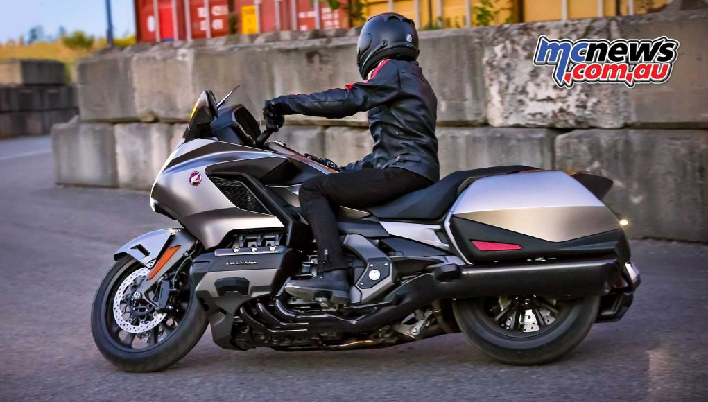 2018 GoldWing arrives in Australia February 2018