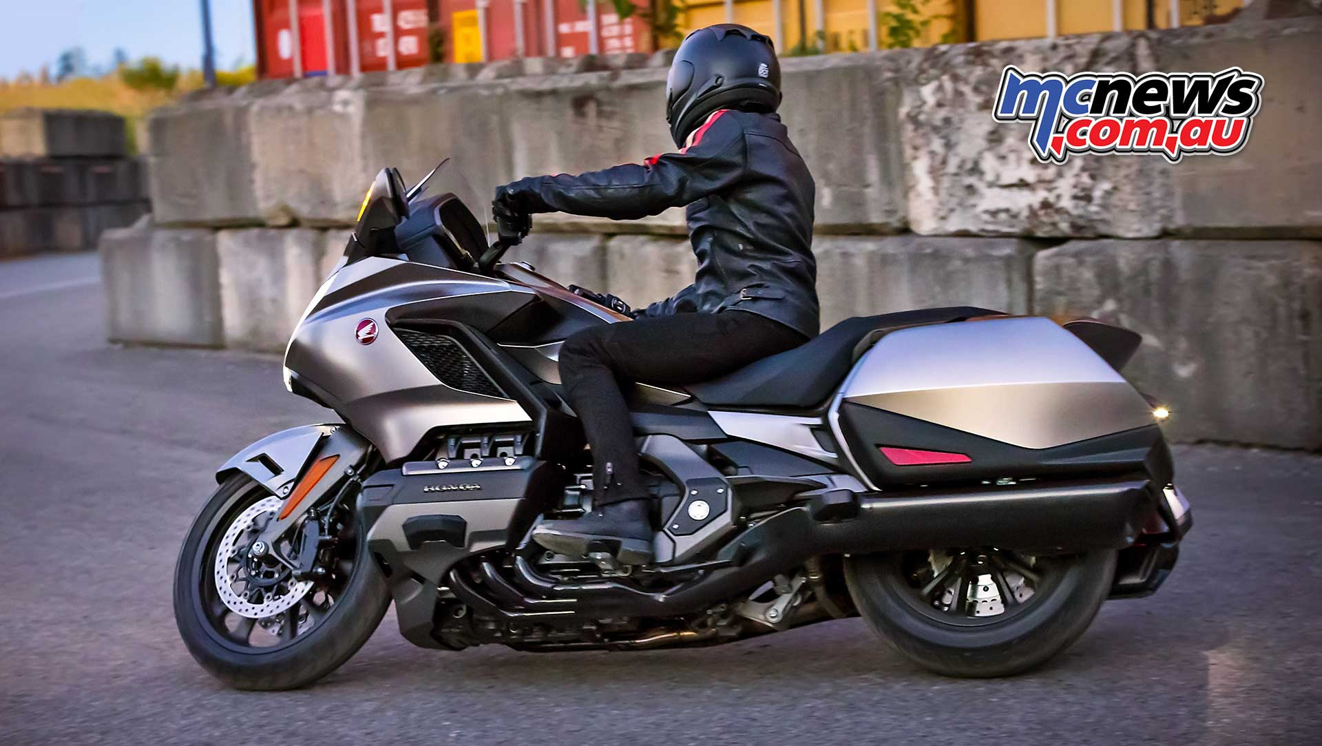 2018 Honda Gold Wing | 48kg lighter | Full Details! | MCNews com au
