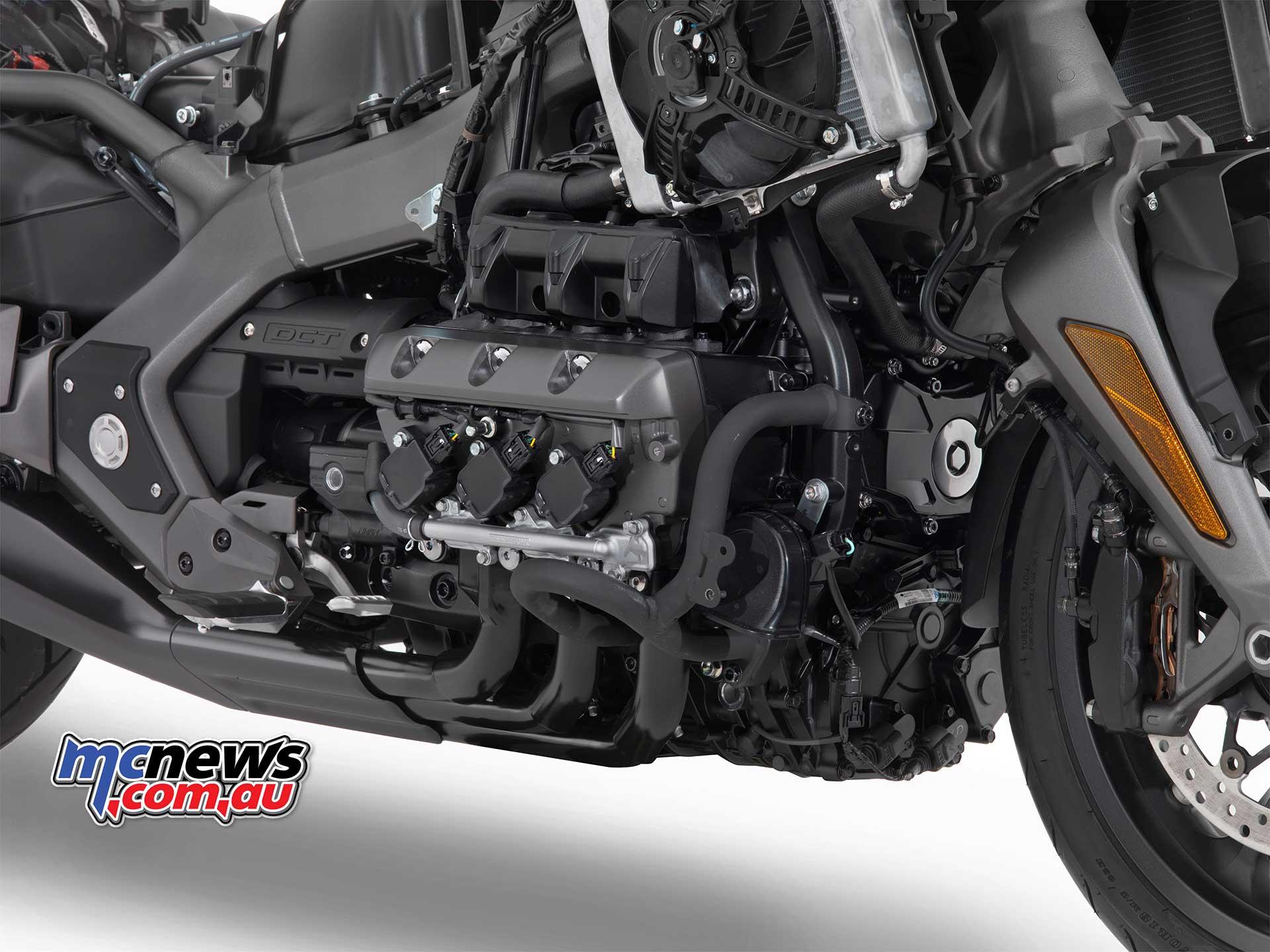 2018 Honda Gold Wing 48kg Lighter Full Details Mcnewscomau
