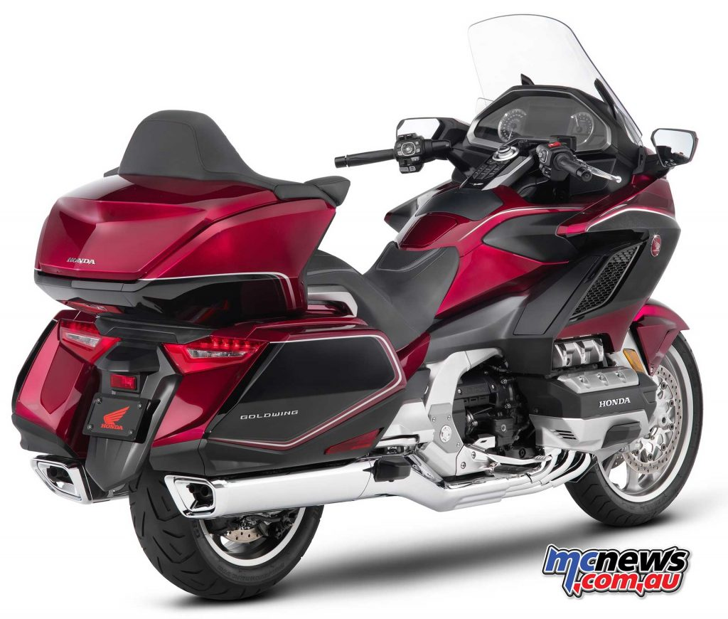 2018 Honda GoldWing Tour
