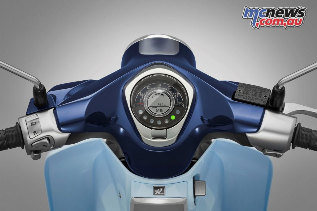 2018 Honda Super Cup 125 concept art