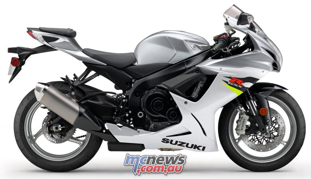 2018 Suzuki GSX-R600