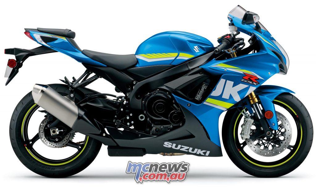 2018 Suzuki GSX-R750