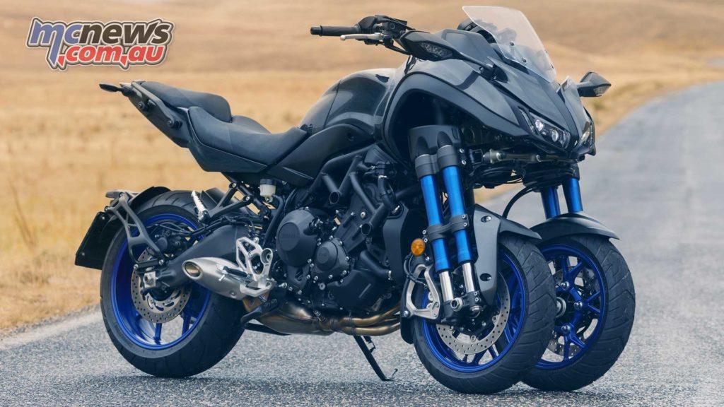 Yamaha MTX850