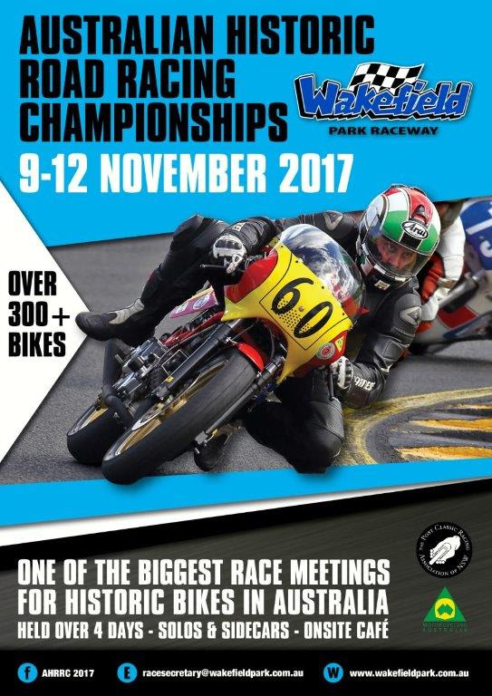 Click the image for all the details at the www.wakefieldpark.com.au website.