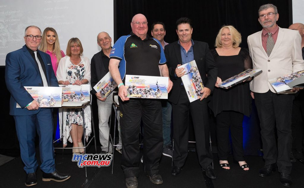 Some of the ASBK Series Officials - Image by TBG
