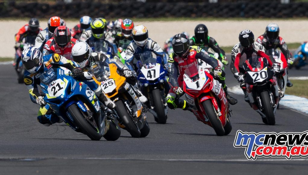 ASBK Race One - Phillip Island - Image by TBG