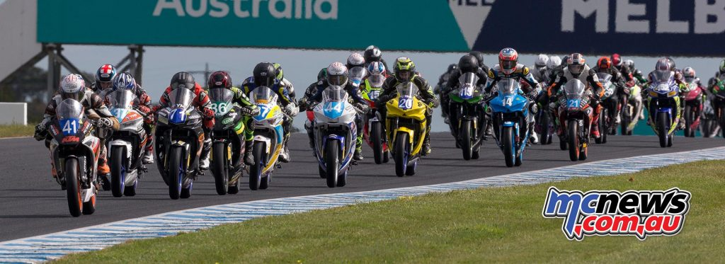 Supersport 300 Race Two - Image by TBG