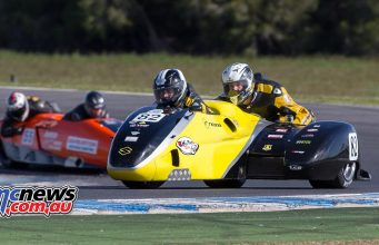 Boughen/O'Kane took the Race 1 victory - Image by TBG