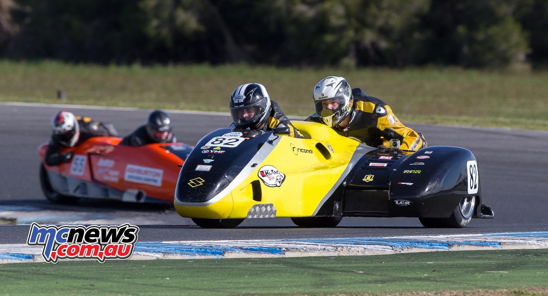 Afbeeldingen van Australian Off Road Championship 2017 Round 1