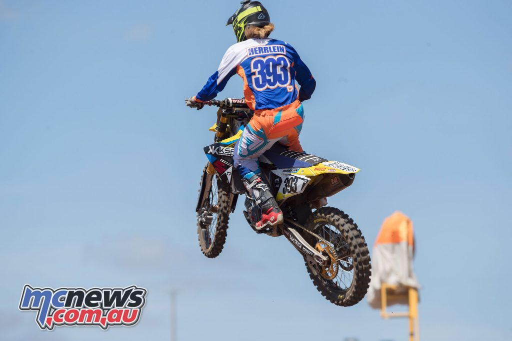 Daniel Herrlein - Bacchus Marsh Supercross
