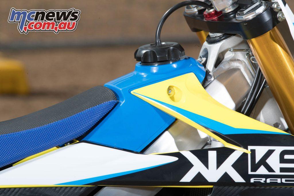 KSF Racing Suzuki - 2018 RM-Z450 - Daniel Herrlein