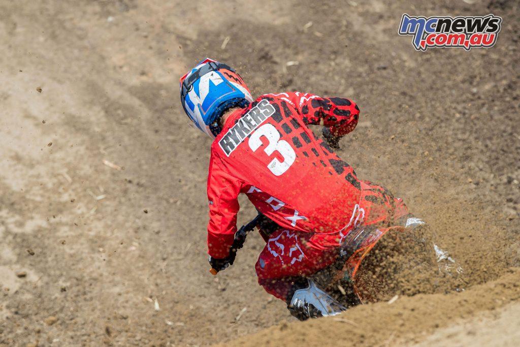 Jayden Rykers - Jimbomba Supercross