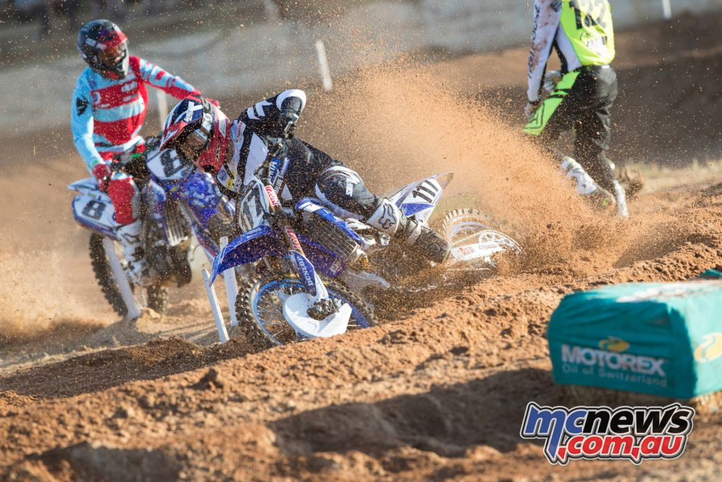 Dylan Long proved the strongest competition for Brayton at Virginia