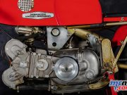 Aermacchi DOHC pushrod-based single 350 racer
