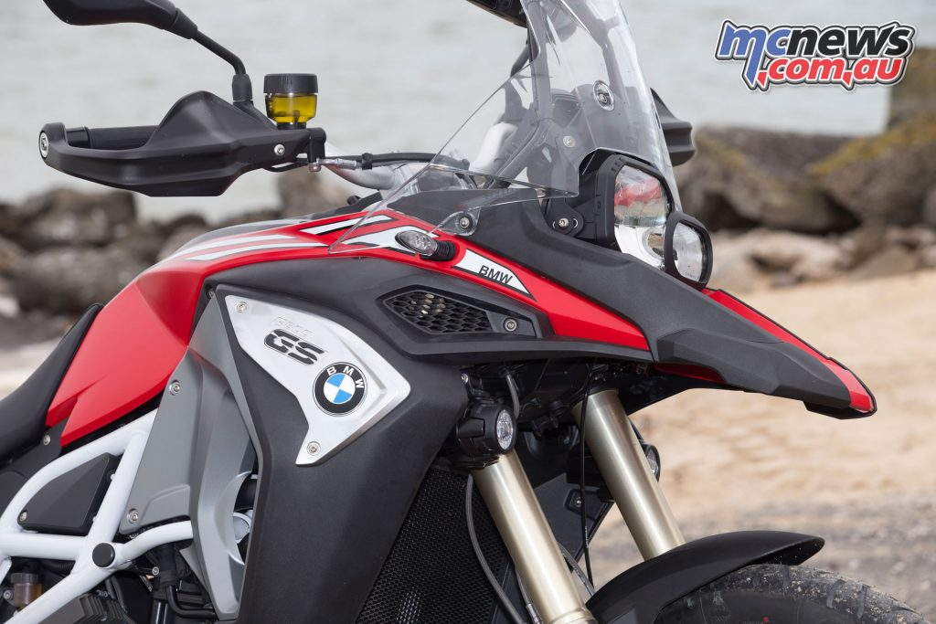 The 2017 BMW F 800 GS Adventure