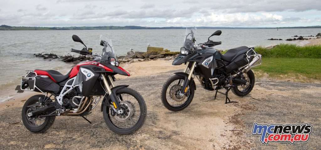 BMW's F 800 GS Adventure offers a sporty full spec Adventurer