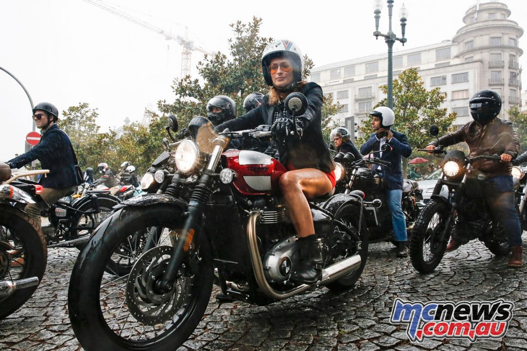 The Distinguished Gentleman's Ride 2017 - Portugal - Image by Deflina Brochado