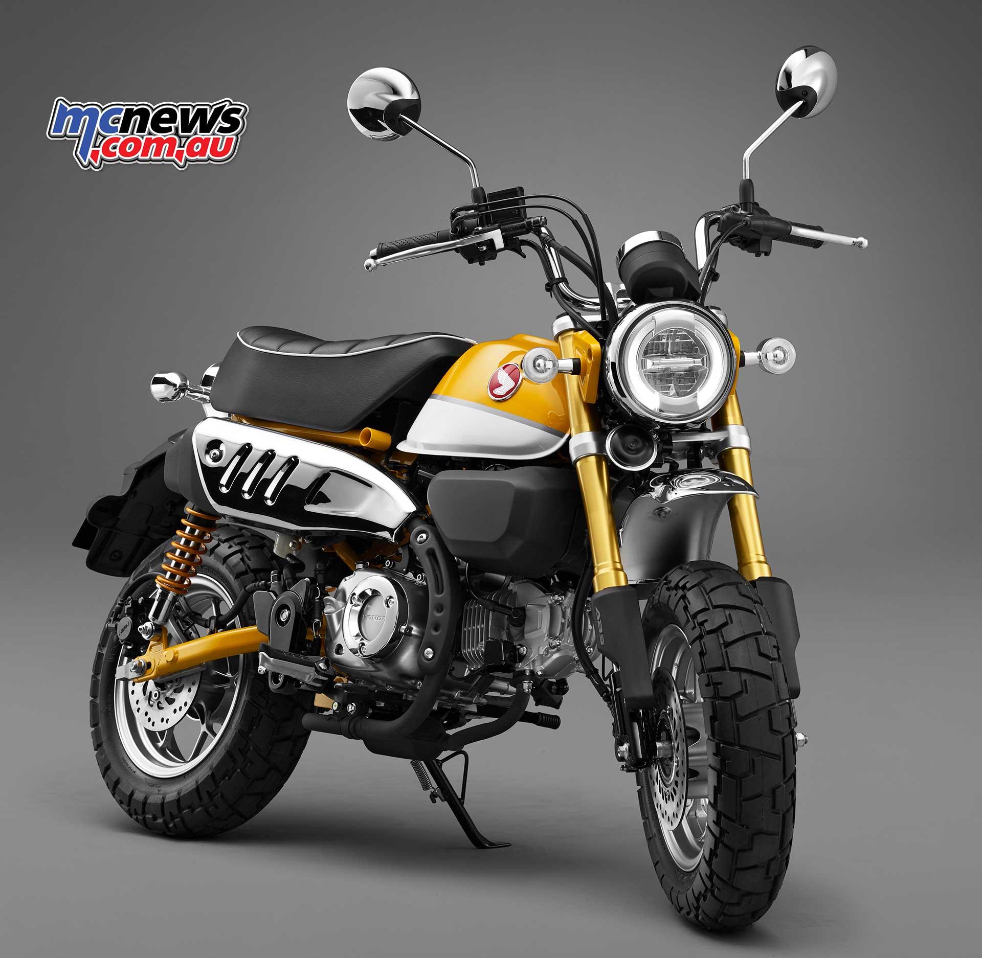 New Age Honda Monkey Bike For 2018 Mcnews Com Au
