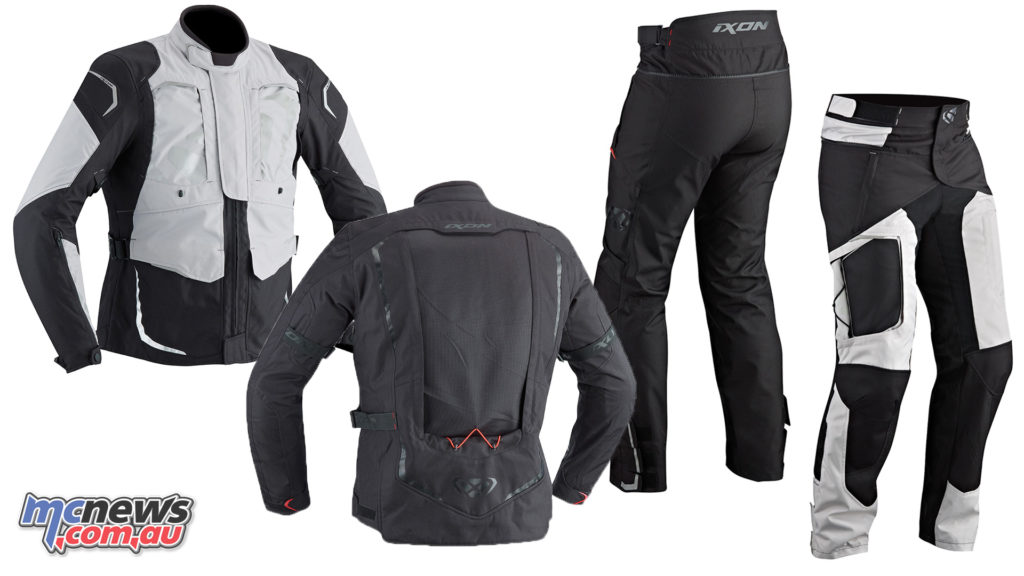 Ixon Cross Air 2.0 Jacket and Pant